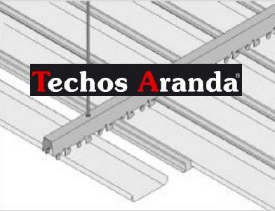 Empresa local instaladores de techos de aluminio acústicos
