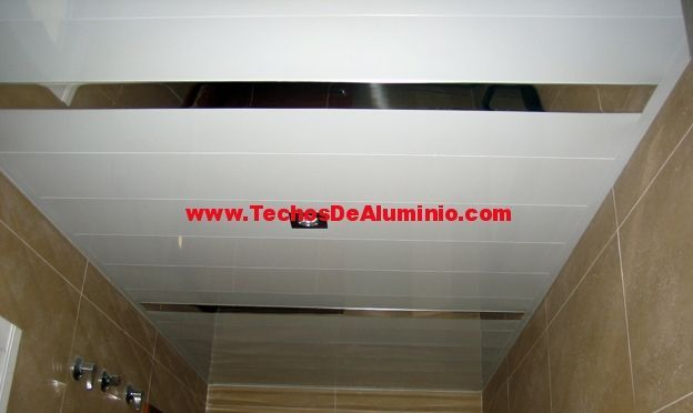 Empresa local lamas techos aluminio acústicos decorativos