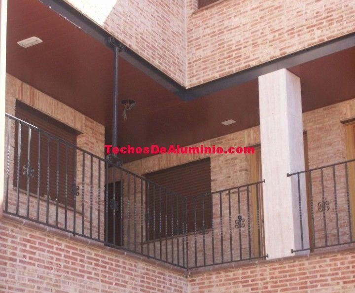Empresa local venta techos de aluminio acústicos