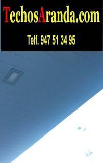 Empresa ofertas techos aluminio acústicos decorativos