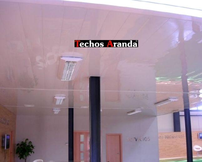 Empresa techo aluminio acústico decorativo