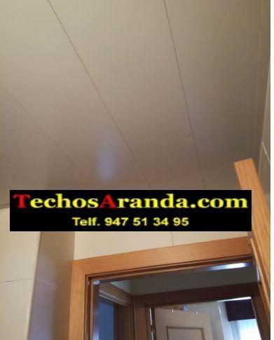Empresa techo aluminio lacado