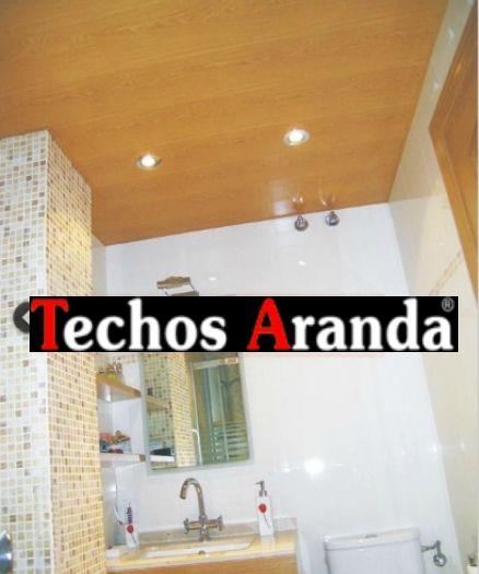 Empresa techos de aluminio acústicos para baños