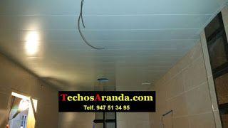 Empresa techos de aluminio acústicos para cocinas