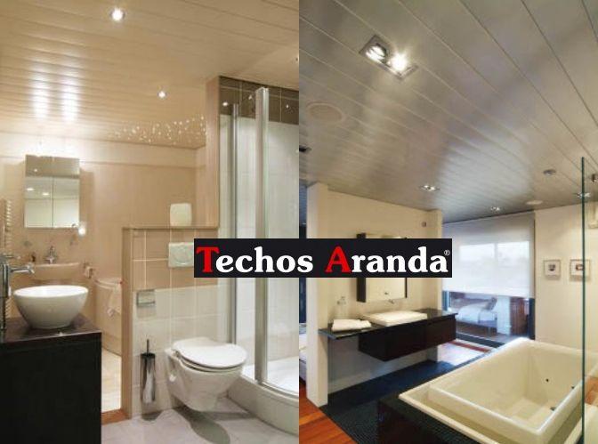 Empresa techos de aluminio registrables decorativos para baños