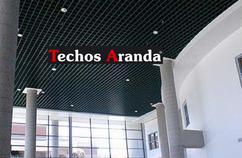 Empresas de ofertas techos aluminio acústicos