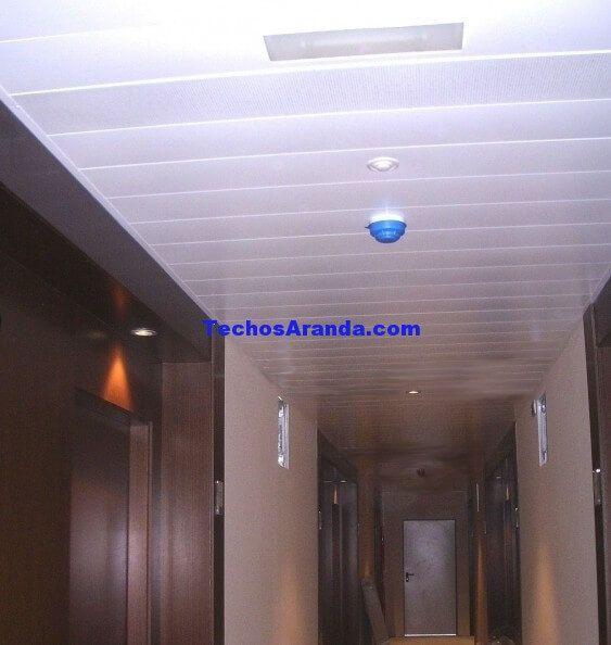 Empresas de ofertas techos aluminio registrables decorativos