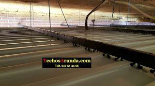 Empresas falsos techos aluminio acústicos decorativos