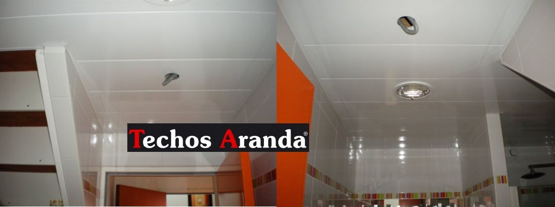 Empresas falsos techos aluminio desmontables decorativos