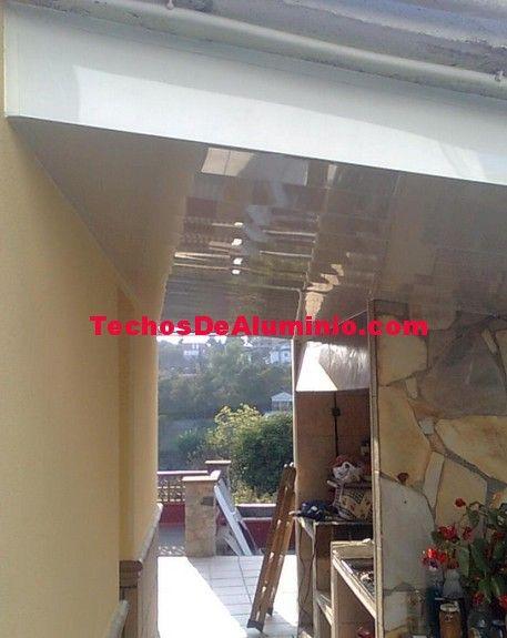 Empresas locales montajes techos aluminio acústicos decorativos