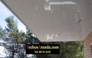Empresas locales ofertas techos aluminio acústicos decorativos