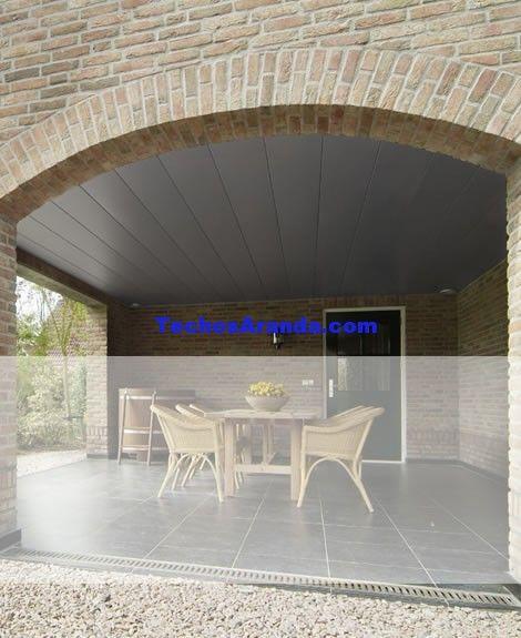 Empresas locales ofertas techos aluminio acústicos