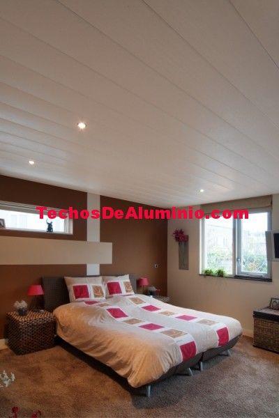 Empresas ofertas techos aluminio acústicos