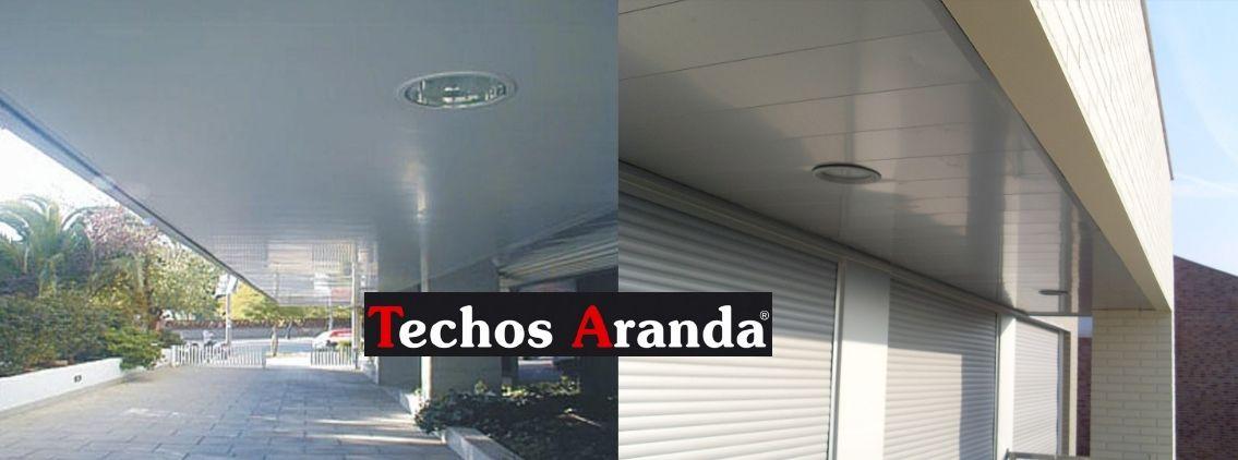 Especialista en falsos techos de aluminio registrables decorativos