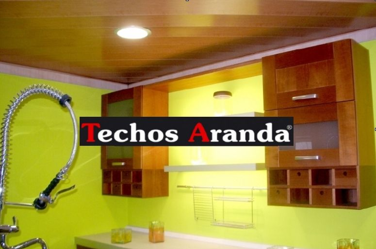 Especialista instaladores de techos de aluminio registrables decorativos