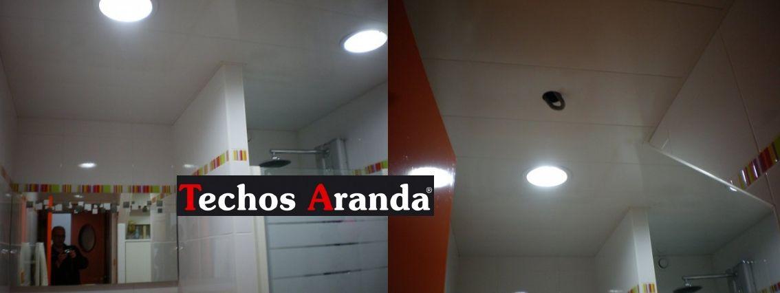 Especialista montaje techos aluminio desmontables decorativos