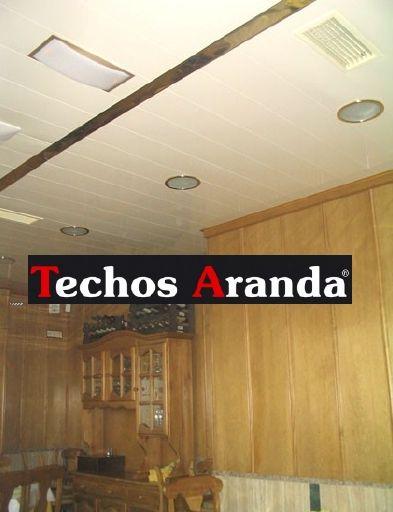 Especialista montaje techos aluminio registrables decorativos
