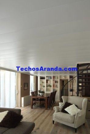Especialista oferta techos aluminio acústicos decorativos