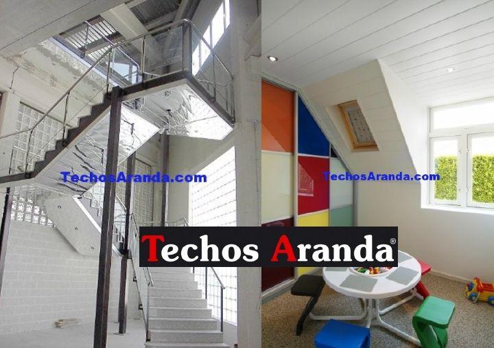 Especialista oferta techos aluminio registrables decorativos
