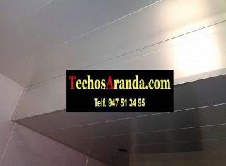 Especialista techos de aluminio acústicos decorativos para baños