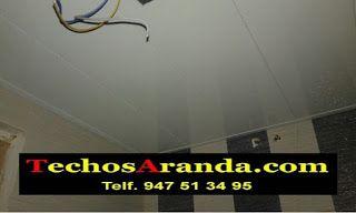 Especialista techos de aluminio acústicos decorativos para cocinas
