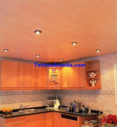 Especialista techos de aluminio acústicos para cocinas