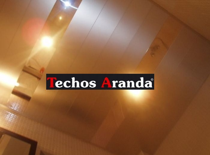 Especialista techos de aluminio registrables decorativos para baños