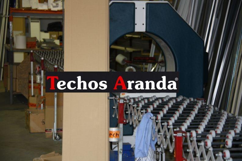 Especialista venta techos de aluminio acústicos decorativos