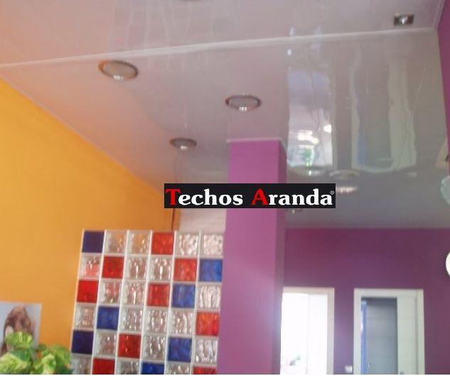 Especialista venta techos de aluminio registrables decorativos