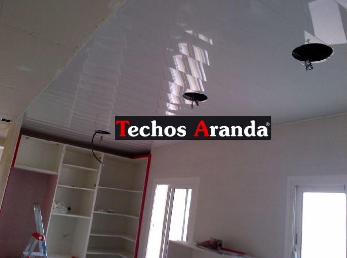 Especialistas instaladores de techos de aluminio registrables decorativos