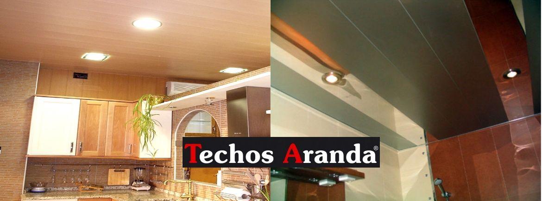 Especialistas lamas techos aluminio desmontables decorativos