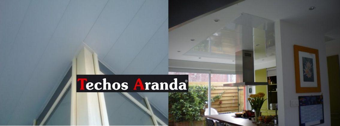 Especialistas ofertas techos aluminio registrables decorativos