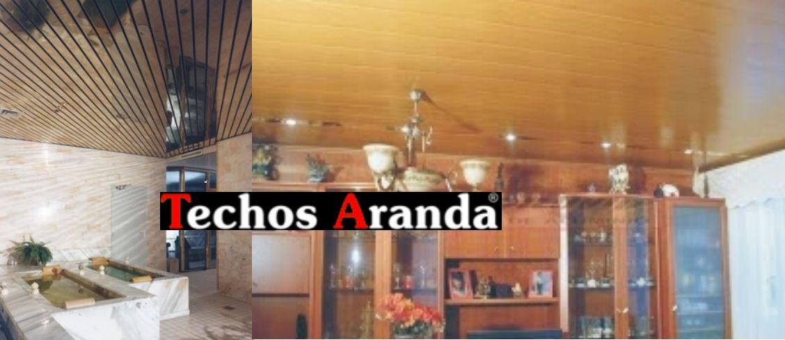 Especialistas techos de aluminio acústicos para cocinas