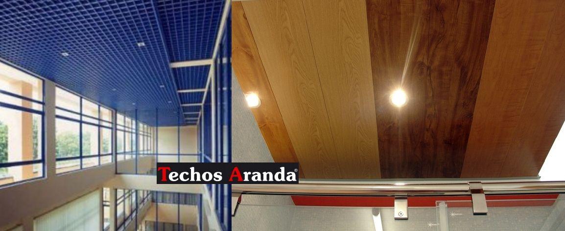 Especialistas techos de aluminio registrables decorativos para cocinas
