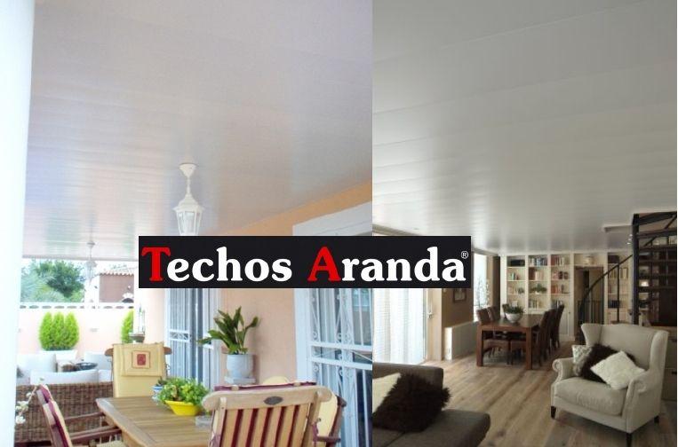 Especialistas techos de aluminio registrables decorativos