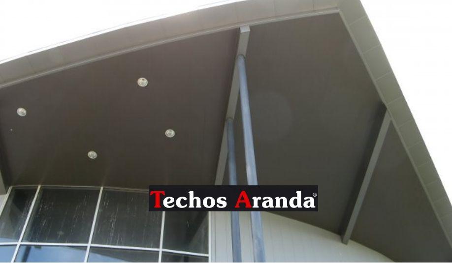 Fabrica de techos de aluminio acústicos decorativos