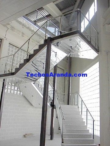 Fabricante de falsos techos aluminio desmontables decorativos