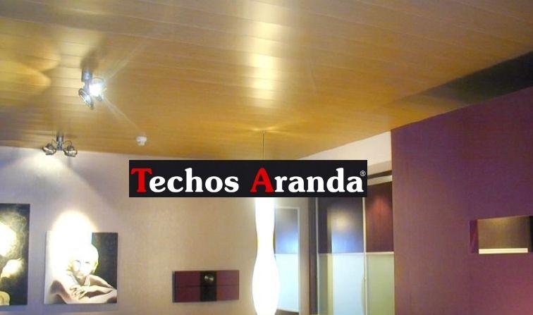 Fotografia de empresa techos aluminio acústicos decorativos