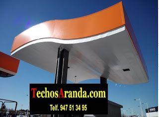 Fotografia de montadores techos de aluminio acústicos decorativos