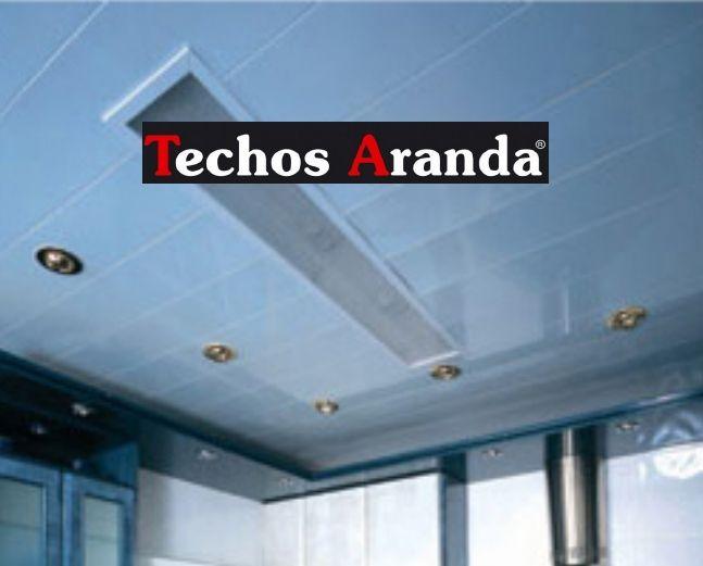 Fotografia de ofertas techos aluminio registrables decorativos