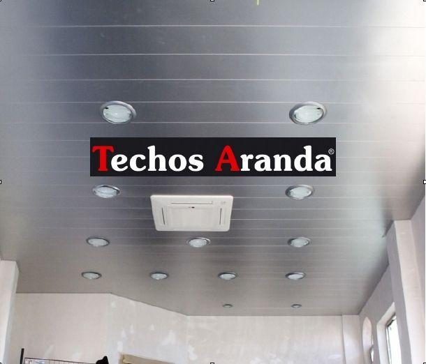 Imagen de empresa techos aluminio acústicos