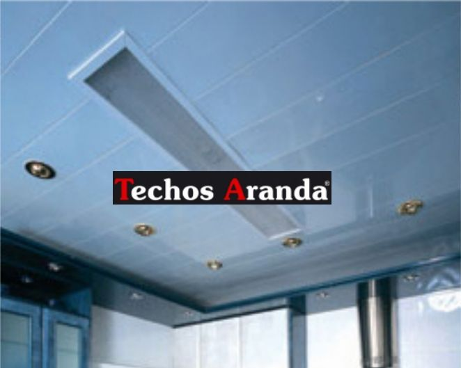 Imagen de empresa techos aluminio registrables decorativos