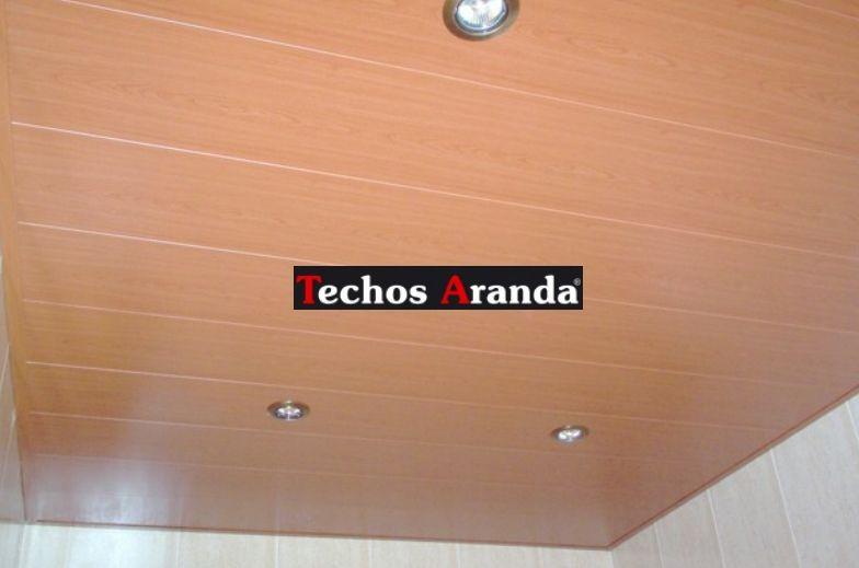 Imagen de instaladores de techos de aluminio registrables decorativos