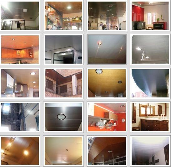 Imagen de ofertas techos aluminio acústicos decorativos