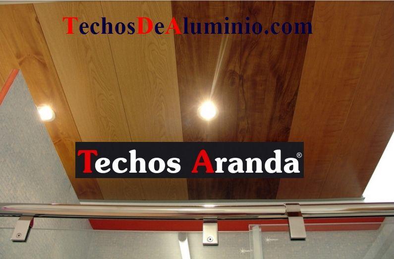 Imagen de techos de aluminio registrables decorativos para cocinas