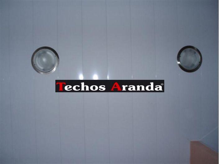 Imagen de venta techos de aluminio registrables decorativos