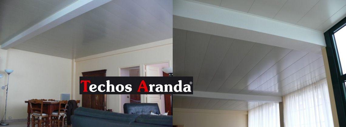 Imagen techos de aluminio desmontables decorativos