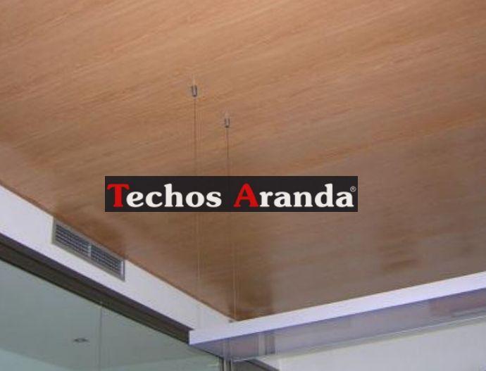 Imágenes de techos de aluminio registrables decorativos para cocinas