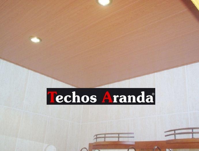 Imagenes falsos techos aluminio desmontables decorativos