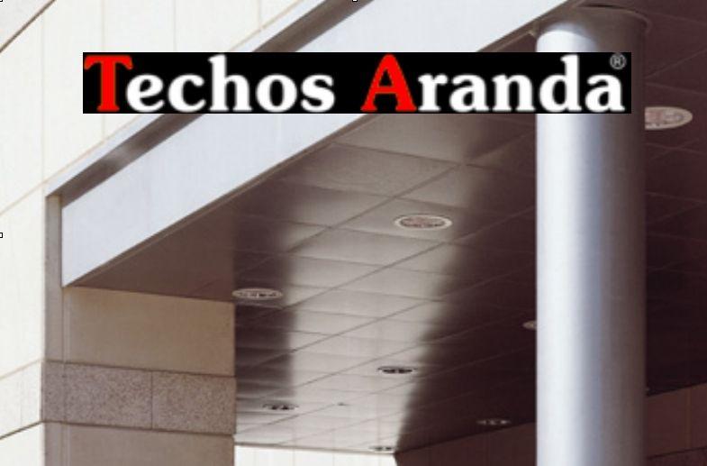 La mejor oferta de empresa techos aluminio acústicos